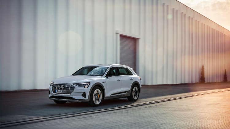 Audi E-Tron 50 Quattro 1