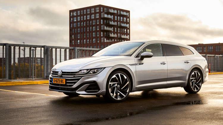 Nieuwe Volkswagen Arteon Shooting Brake nu in de showroom - 8