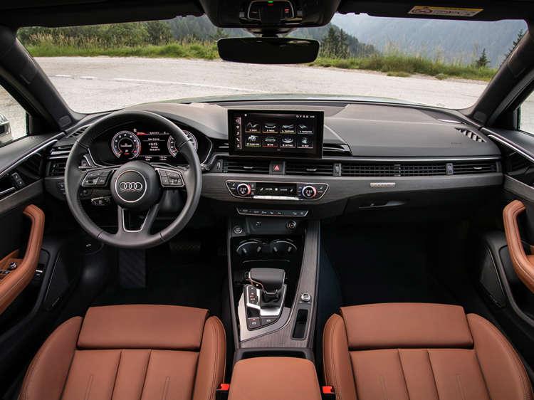 Prijzen nieuwe Audi A4 allroad quattro bekend - Blok 2