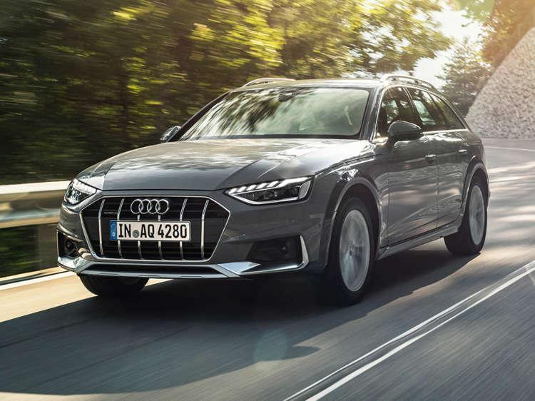 Prijzen nieuwe Audi A4 allroad quattro bekend - Blok 1