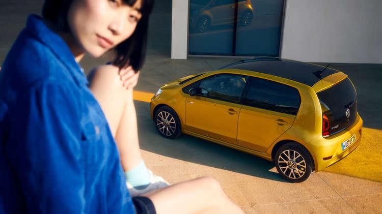 Volkswagen e-up 2020 1