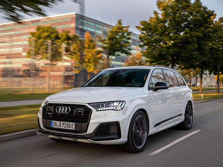 Audi's plug-in hybrid-initiatief 3