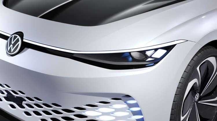 Volkswagen trekt doek van ID. SPACE VIZZION 7