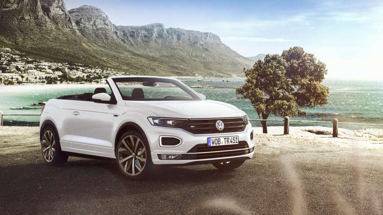 Prijzen Volkswagen T-Roc Cabrio bekend - Visual (1)