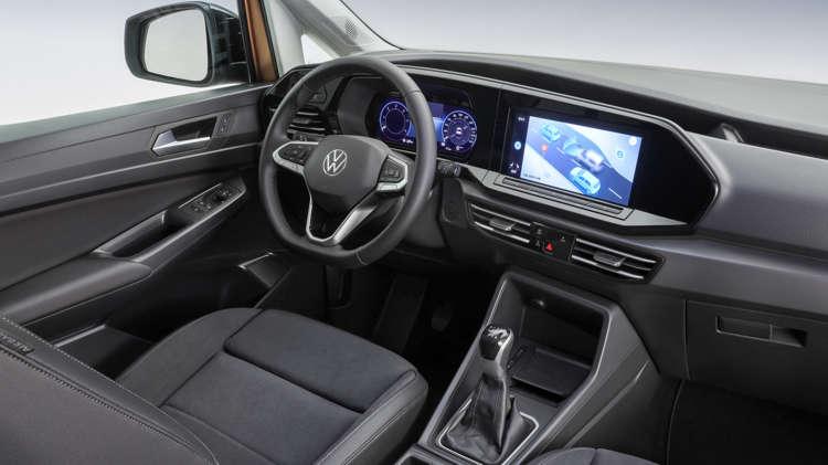 Nieuwe Volkswagen Caddy vanaf nu te bestellen 7