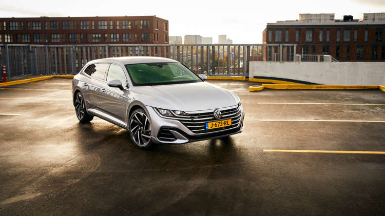 Nieuwe Volkswagen Arteon Shooting Brake nu in de showroom - 9