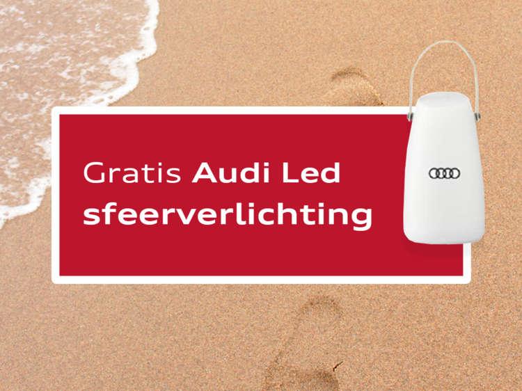 Audi Zomercheck - Visual Audi Led sfeerverlichting