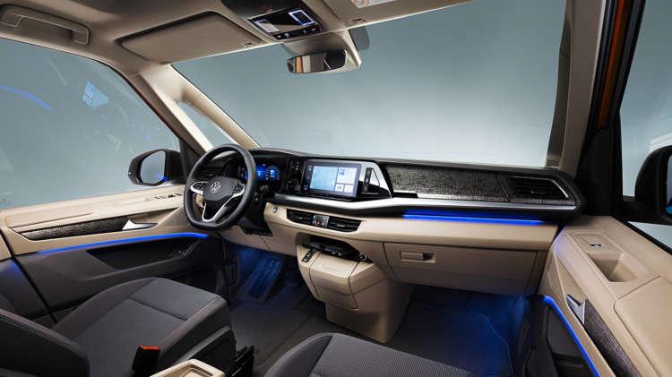 Nieuwe Volkswagen Multivan onthuld (4)