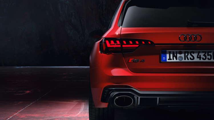 Audi rs4 Avanti 8