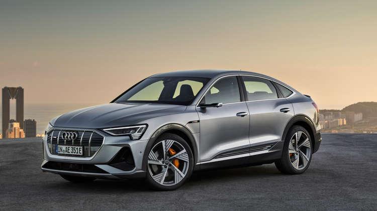 En dat is twee! Audi e-tron Sportback 11