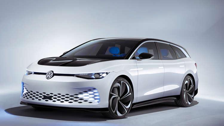 Volkswagen trekt doek van ID. SPACE VIZZION 5
