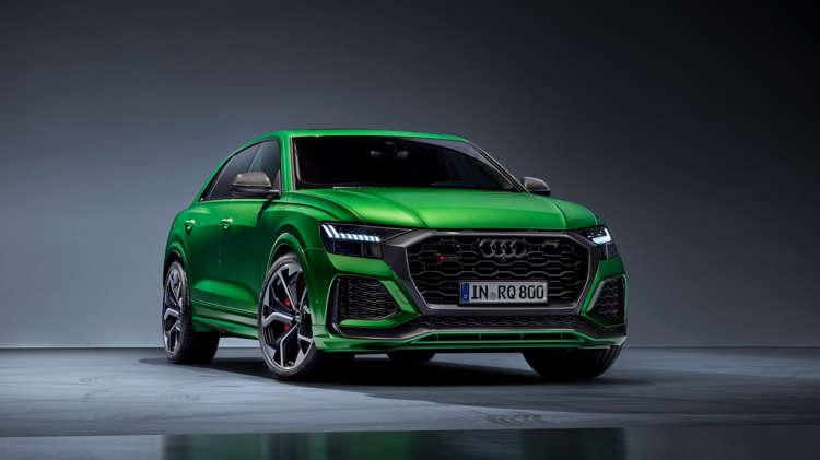RS Q8 powerhouse van Audi Sport 7