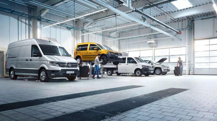 Visual Volkswagen Bedrijfswagens occasioncheck