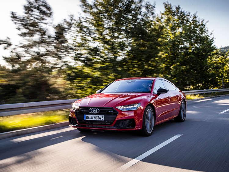 Audi's plug-in hybrid-initiatief 1
