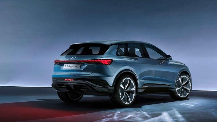 Audi Q4 e-tron concept 3