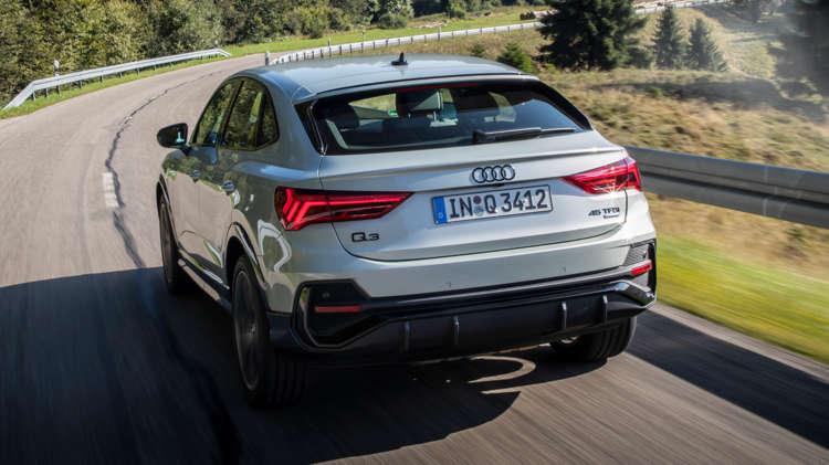 Audi Q3 Sportback nu ook als 35 TFSI vanaf € 50.860 5