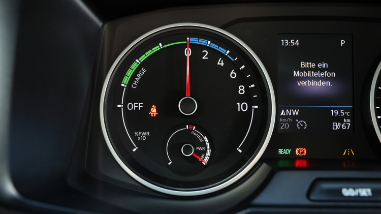 Volkswagen e-Crafter nu leverbaar vanaf € 49.950 inclusief duurzaamheidspremie. 8