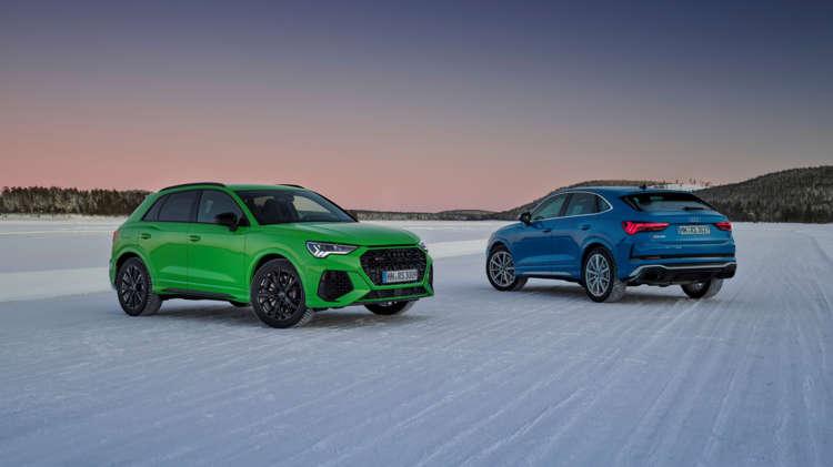 RS Q3 & RS Q3 Sportback Visual