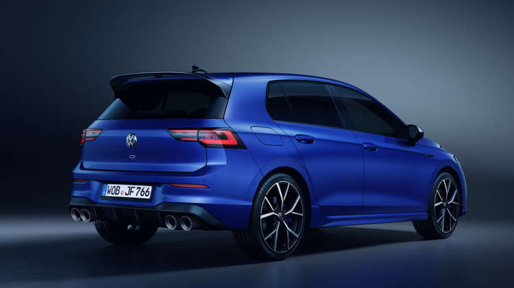 Nieuwe Volkswagen Golf R onthuld - V2