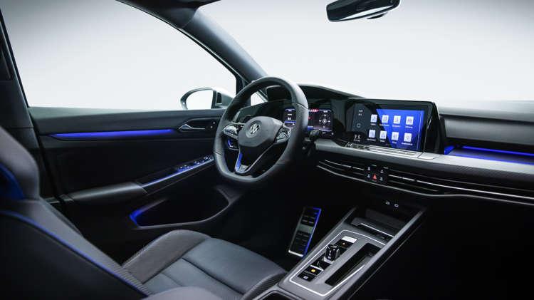 Nieuwe Volkswagen Golf R onthuld - V6