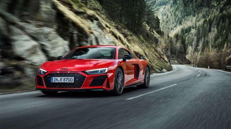 Audi R8 V10 performance RWD voor de puristen9