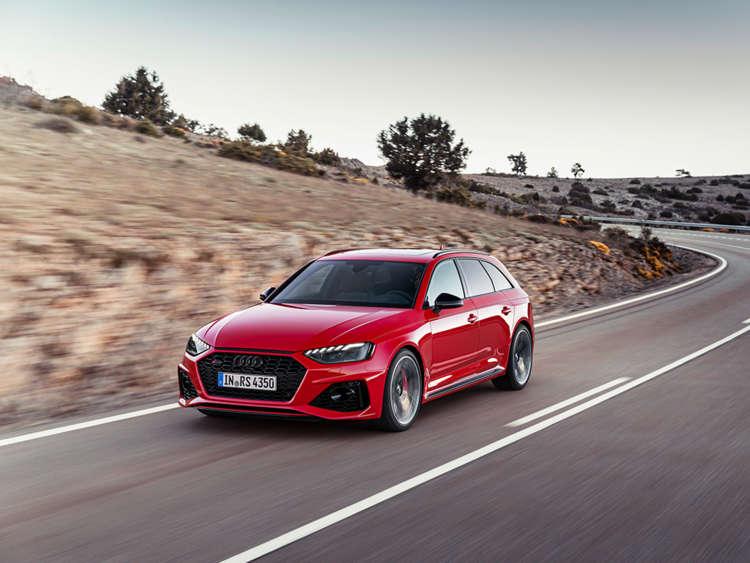 Audi rs 4 Avanti 2