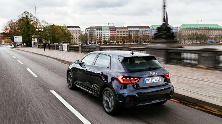 Audi A1 Citycarver 9