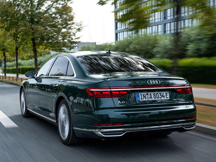 Audi A8 plug-in hybrid 2