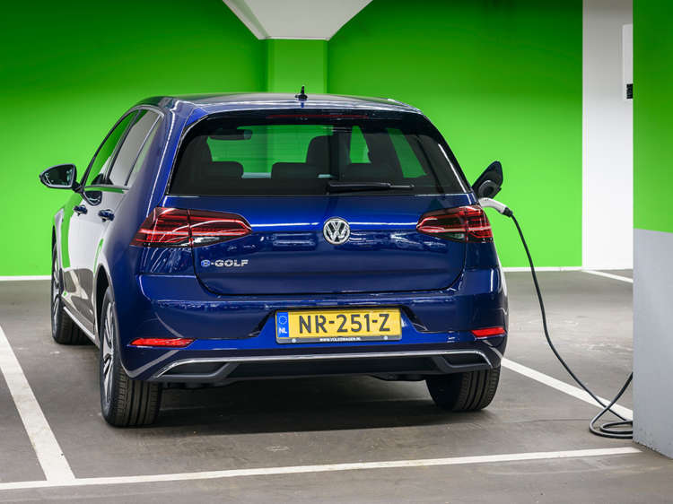 Subsidieregeling elektrische auto's - Blok 1