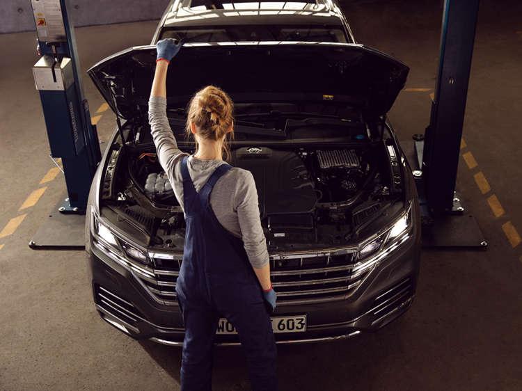 Controlepunten Volkswagen weer op weg check