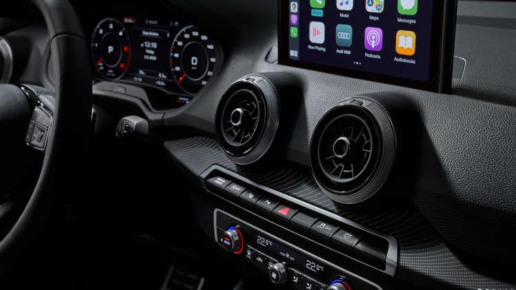Vernieuwde Audi Q2 1