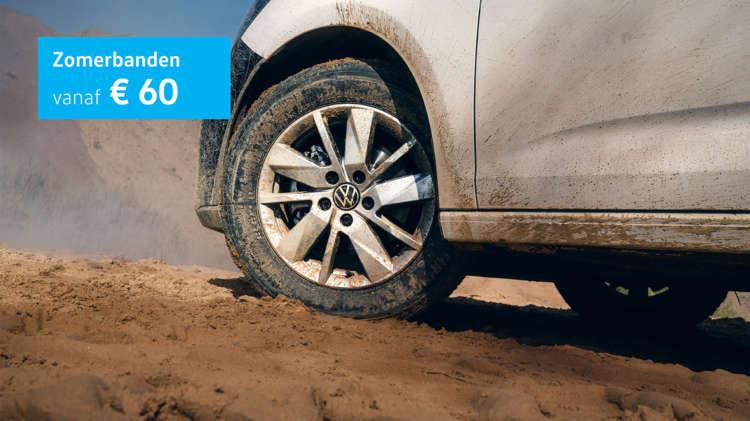 Volkswagen Bedrijfswagens Voorjaarsacties - Zomerbanden (3)