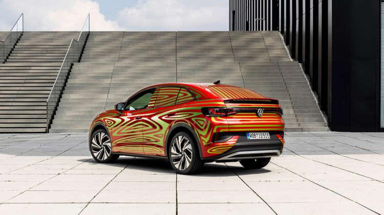 Volkswagen ID5 wordt binnenkort onthuld (6)
