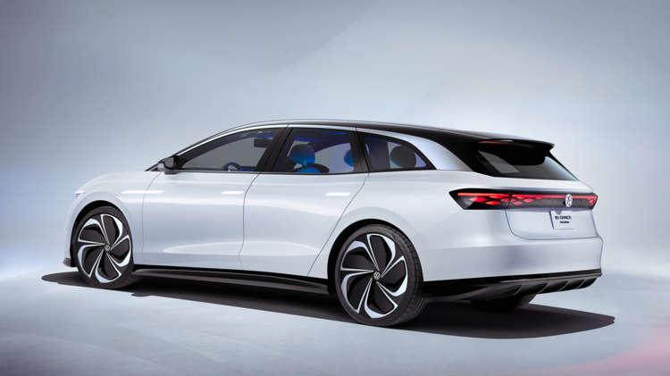 Volkswagen trekt doek van ID. SPACE VIZZION 6