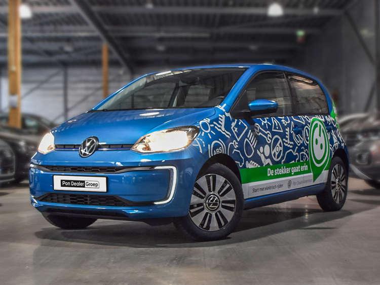 Volkswagen Vervangend Vervoer - Volkswagen e-up