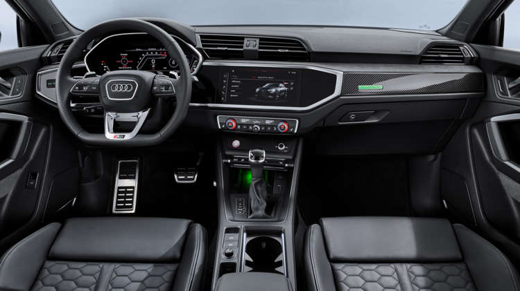 Audi RS Q3 en RS Q3 Sportback 19