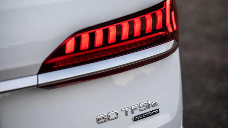 Audi Q7 plug-in hybrid vanaf € 85.000 4