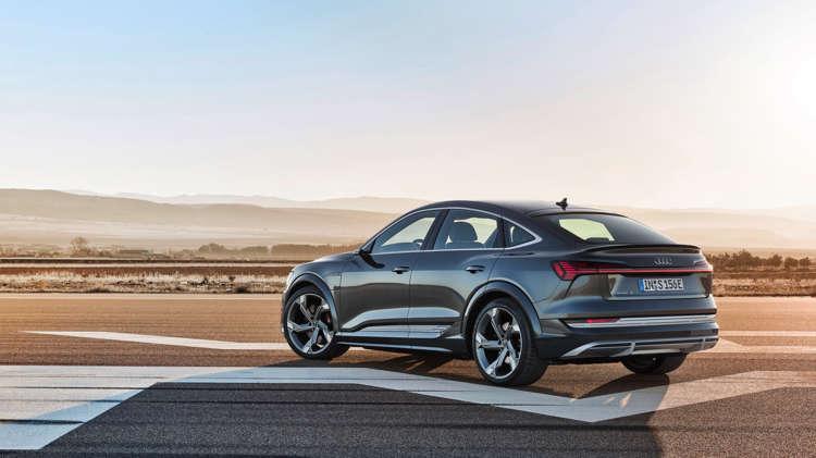 Audi E-Tron S 2