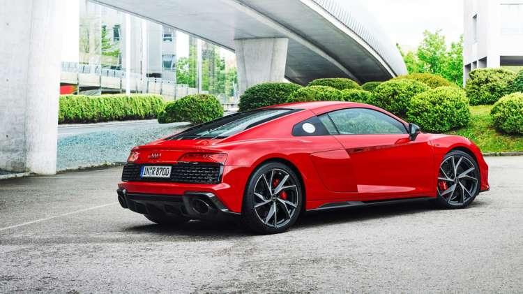 Audi R8 V10 performance RWD voor de puristen6