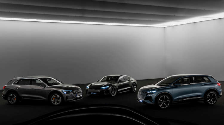 Audi e-mobility 3