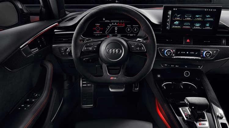 Vernieuwde Audi RS 4 Avant nu te bestellen 8