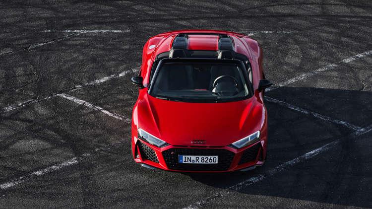 Ultieme fun Audi R8 V10 RWD en R8 LMS GT4 10