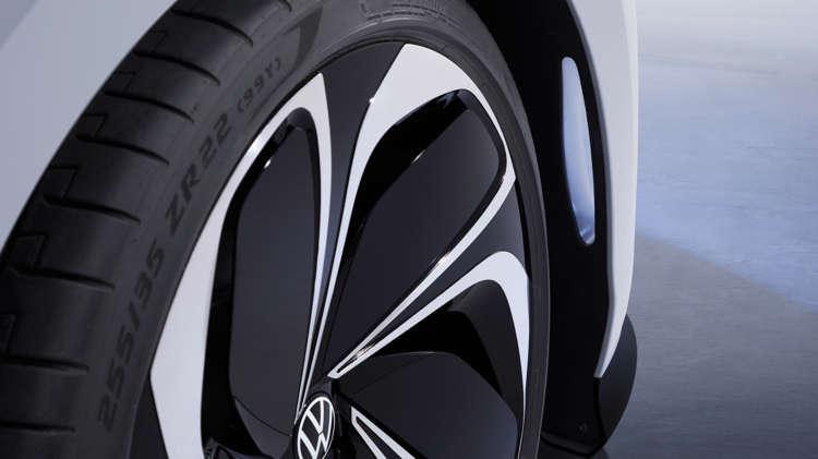 Volkswagen trekt doek van ID. SPACE VIZZION 9