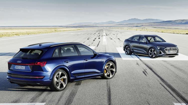 Audi E-Tron S 5