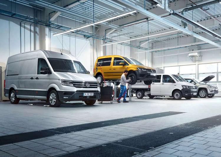 Blok Volkswagen Bedrijfswagens occasioncheck