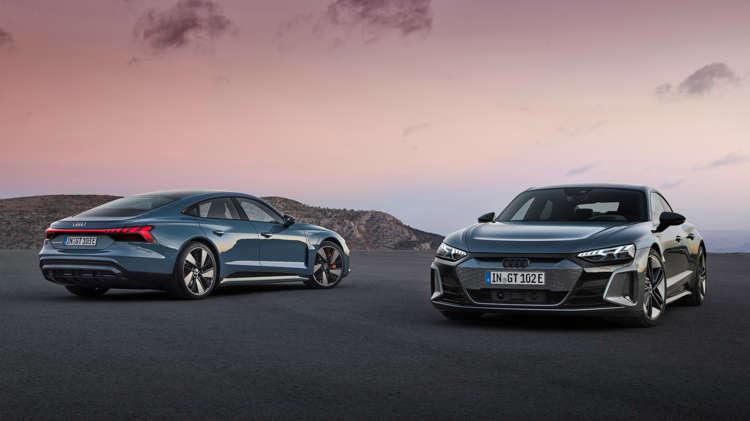 Audi e-tron GT en Audi RS e-tron GT onthuld (19)