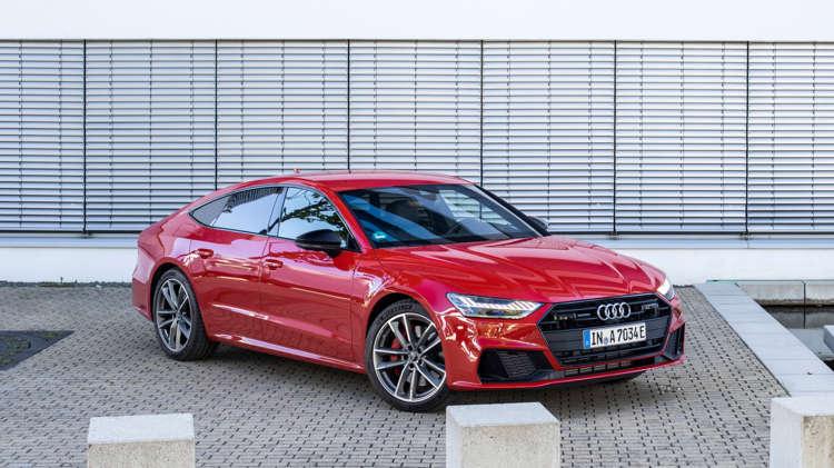 Audi prijst plug-in A7 Sportback 5