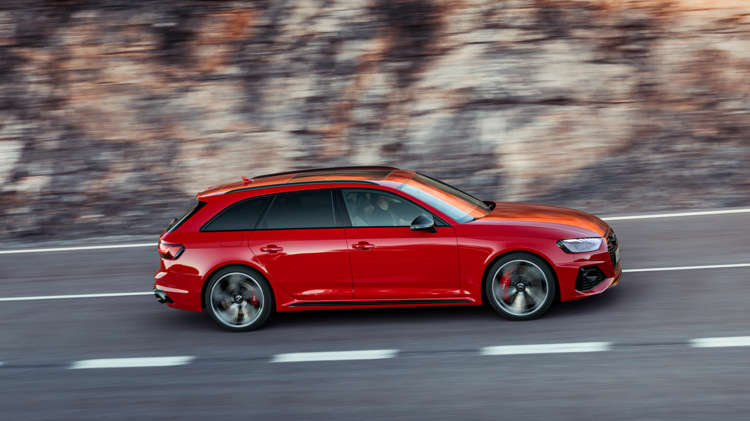 Vernieuwde Audi RS 4 Avant nu te bestellen 3