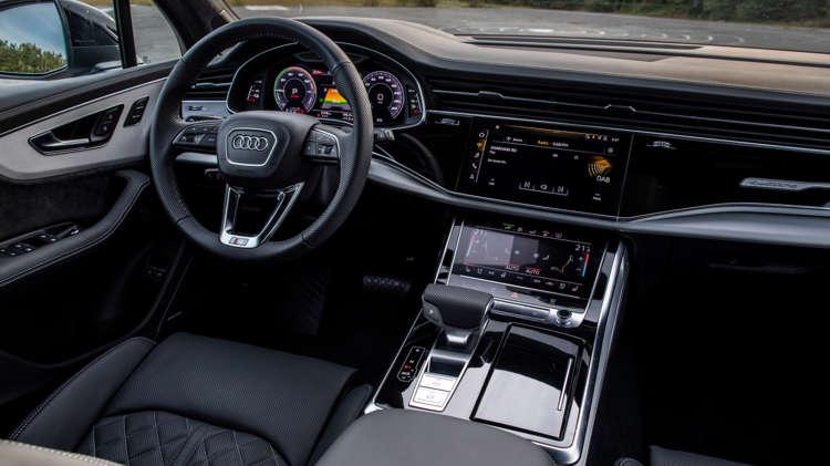 Audi Q7 plug-in hybrid vanaf € 85.000 8