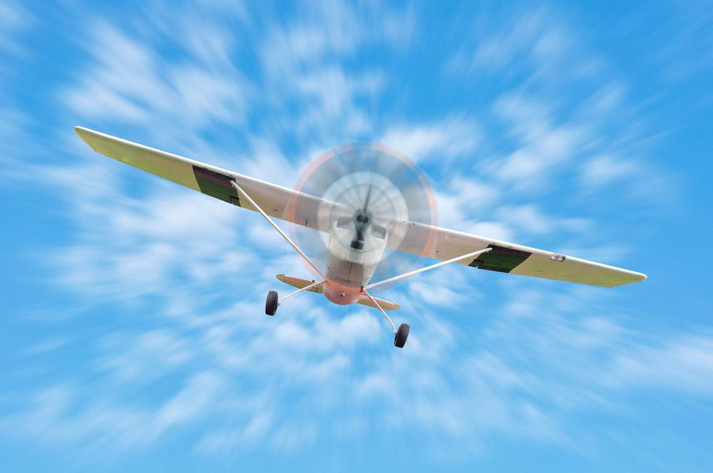 Ubezpieczenie na życie dla pilotów amatorów